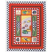 Racecar Quilt