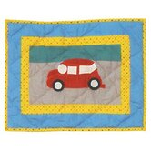 Junior Travel Crib Toss Pillow