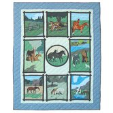Horse Friends Quilt