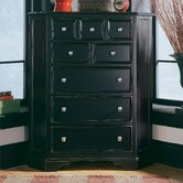 Camden Corner 5 Drawer Chest