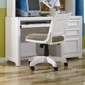 Elite Reflections Child's Desk with Keyboard Tray
