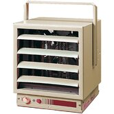 10/7.5 Kilowatt, 240/208 Volt, 1-3 Phase Industrial Unit Heater