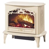 Cream Celeste Electric Stove