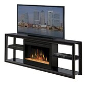 Novara 64&quot; TV Stand with Electric Fireplace
