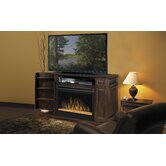 "Atwood 55"" TV Stand with Electric Fireplace"