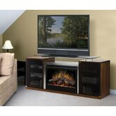 Marana 76&quot; TV Stand with Electric Fireplace