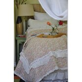 Anabell Quilt Set in Ivory