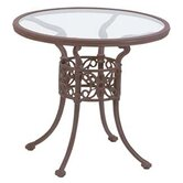 Chateau Round Bistro Table