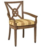 Vienna Dining Arm Chair with Cushion