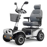 Osprey 4410 Mobility Scooter in Metallic Gray