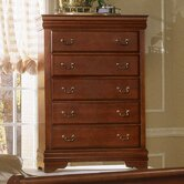 Barnburner Thirteen 5 Drawer Chest