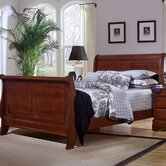 Barnburner Thirteen Sleigh Bedroom Collection