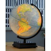 Discovery Expedition Cambria Illuminated World Globe