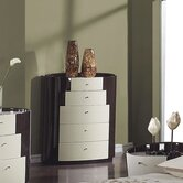 New York 5 Drawer Dresser