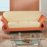 Clark Leather Sofa