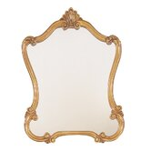 Walton Hall Mirror in Gold