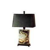 Marius Table Lamp in Marble