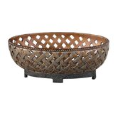 Teneh Bowl in Copper Bronze