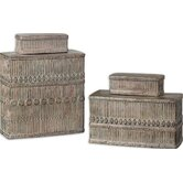 Lida Decortive Boxes (Set of 2)