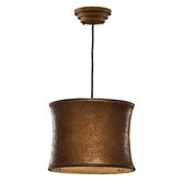 Marcel 2 Light Drum Foyer Pendant