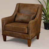 Clay Leather Armchair