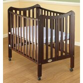 Tian 2 in 1 Portable Crib in Cherry