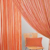 String Panel in Orange