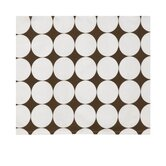 Dots/Stripes Reversible Bed Skirt