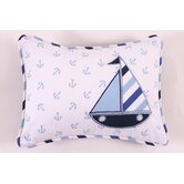 Little Sailor Decorative Pillow