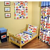 Transporation Toddler Bedding Collection