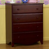 Emily 4-Drawer Dresser
