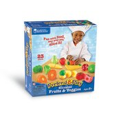 Pretend and Play Sliceable Fruits and Veggies