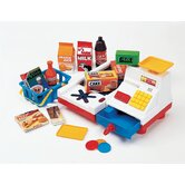 Pretend and Play Supermarket Checkout