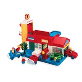 Pretend and Play Service Station