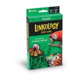 Linkology Animals Science Card Game