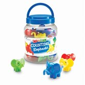 Counting Elephants (Set of 10)