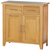 Norfolk Dining Small Sideboard in Natural Light Oak