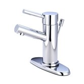 Nuvo Bathroom Faucet with Double Lever Handles