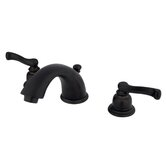 Magellan Widespread Bathroom Faucet with Double Lever Handles