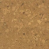 Floor Tiles 12&quot; Solid Cork in Rusty