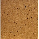 "Floor Tiles 12"" Solid Cork in Nogar"