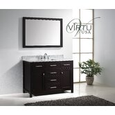 "Caroline Single Sink 48"" Bathroom Vanity"