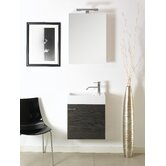 Lola LA3 20.7&quot; Wall Mounted Bathroom Vanity Set