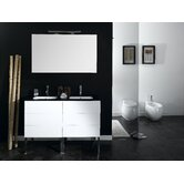 "Time NT1 47.2"" Wall Mounted Bathroom Vanity Set"