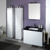 "Time 31.5"" NT7 Wall Mounted Bathroom Vanity Set"