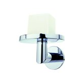 Circles Wall Mounted Soap Holder in Chrome