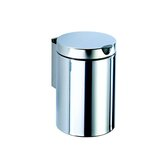 Standard Hotel Wall Mounted Waste Bin in Stainless Steel