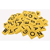 Uppercase Magnetic Teaching Tiles