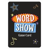 Word Show Vocabulary Game