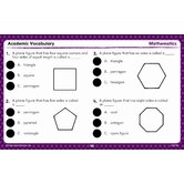 Hot Dots Academic Vocabulary Card Sets Grades 1-3